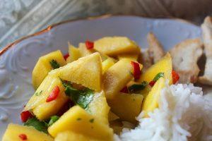 Mango Chicken Salad Recipe