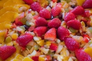 Deluxe Fruit Salad Recipe