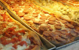 Detroit Deep Dish Pizza