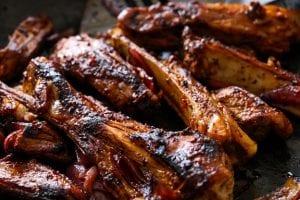 Diabetic-Friendly Crockpot Italian Pork Chops Recipe
