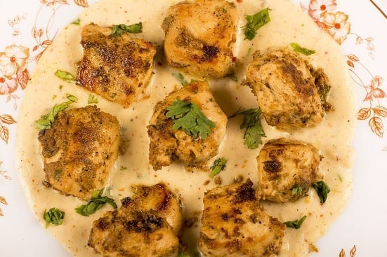 Dijon-Tarragon Cream Chicken Recipe