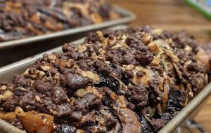 Double Chocolate Bread Pudding Recipe