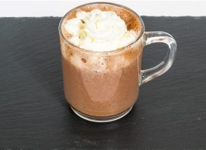 Double Chocolate Hot Chocolate Recipe