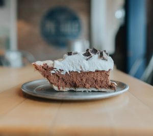 Dropped Chocolate Pie Recipe