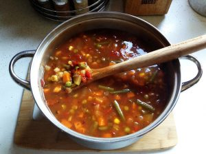 Chili Dump Soup Recipe