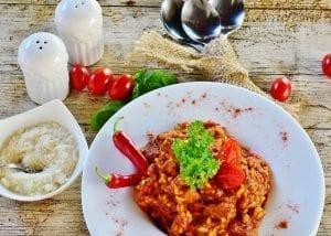 Dutch Oven Turkey Chili and Rice Recipe