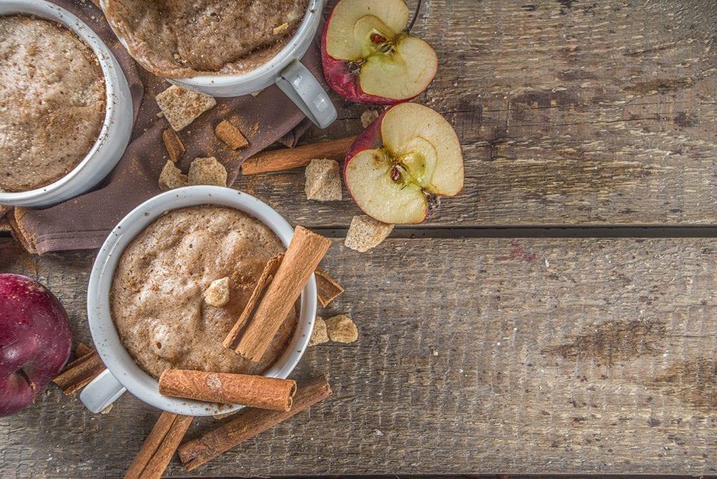 Easy Mug Apple Pie Recipe