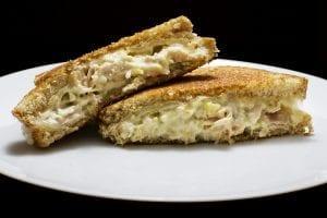 Easy Tuna Melt Recipe