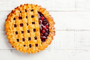 Effortless Peach-Blueberry Pie Recipe