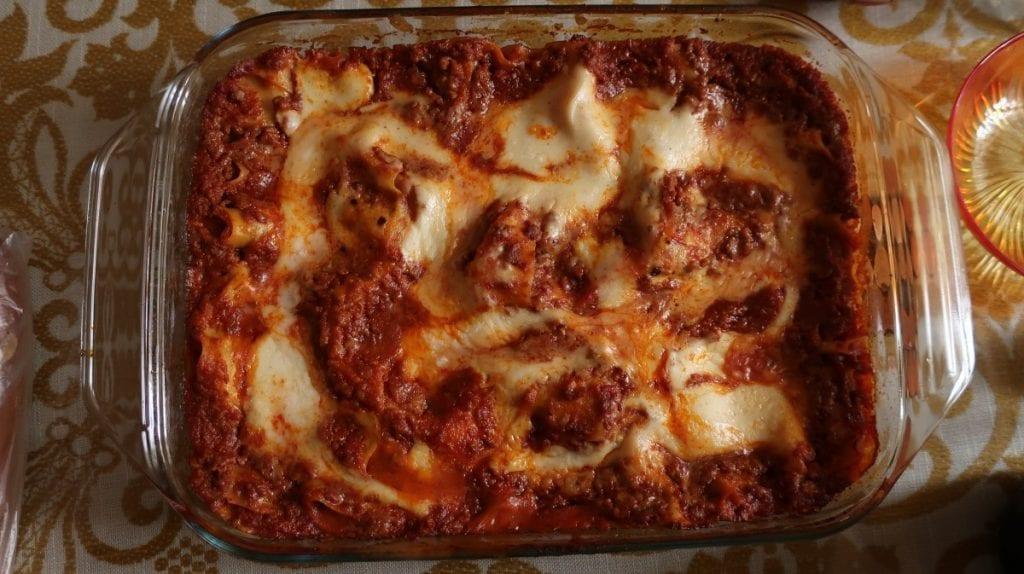 Beef & Egg Noodle Casserole Recipe