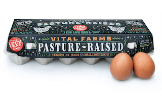 Vital Farms Pasture-Raised Large Eggs
