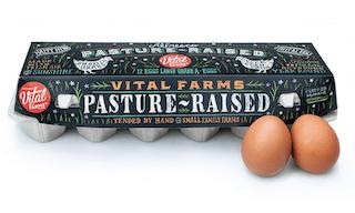Vital Farms Pasture-Raised Large Eggs