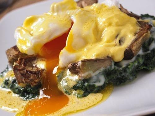 egg sardou recipe