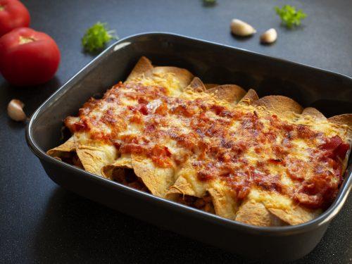 Simple Enchilada Recipe