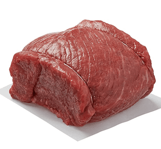 Hamilton Meats Beef Eye of Round Roast, USDA Choice
