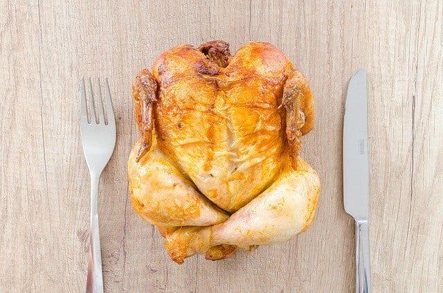 Fantastic Roast Parsley Chicken Recipe