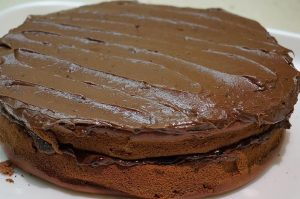 Fat Free Chocolate Cake Recipe