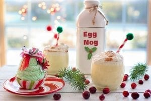 Fizzy Nog Recipe