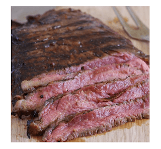 Grass Fed Beef Flank Steaks