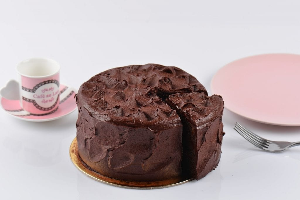 Foolproof No Egg, No Oil Chocolate Cake Recipe