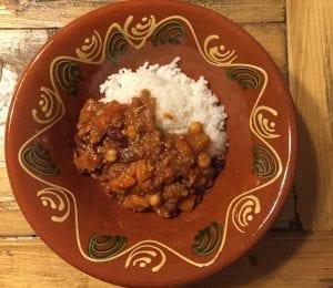 Four-Star Texas Chili Recipe