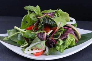 Fresh Spinach & Tarragon Salad Recipe