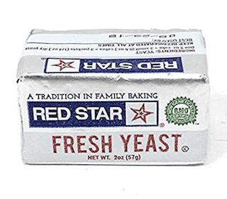 Red Star Fresh Yeast Cake