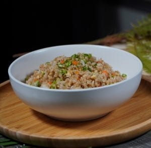 First-Rate Fried Rice Recipe