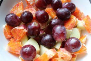 Fruit Salad with Lemon Honey Dressing Recipe