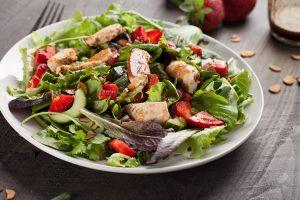 Fruity Pasta Salad With Lemon Poppy Seed Dressing Recipe