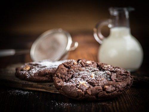 sweet fudge cookies