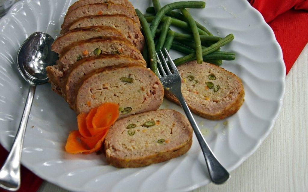Garden Meatloaf Recipe