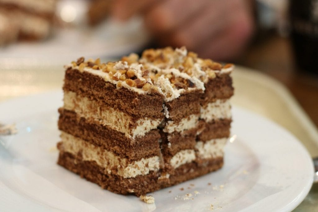 German Sweet Chocolate Cake Recipe