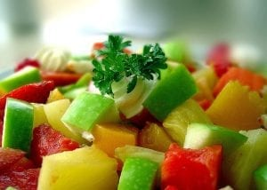 Glorious Fresh Fruit Salad Recipe