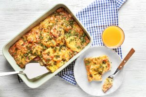 Good Breakfast Casserole Recipe