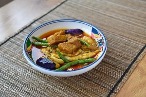 Green Beans with Curry Recipe