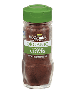 McCormick Gourmet Organic Ground Cloves