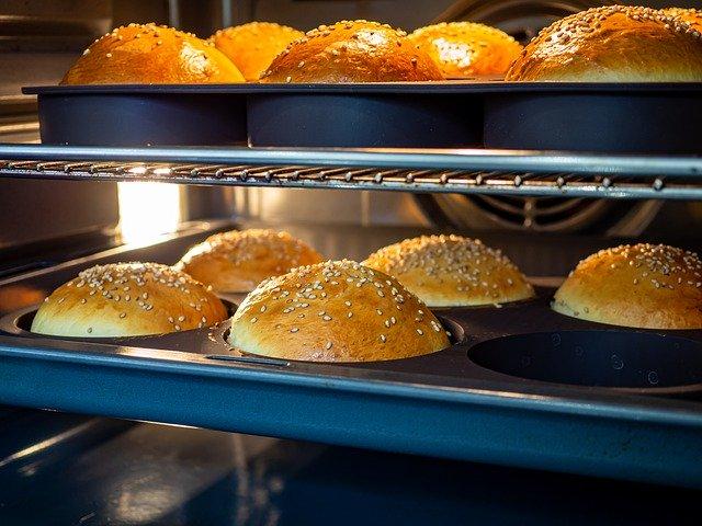sweet hamburger buns
