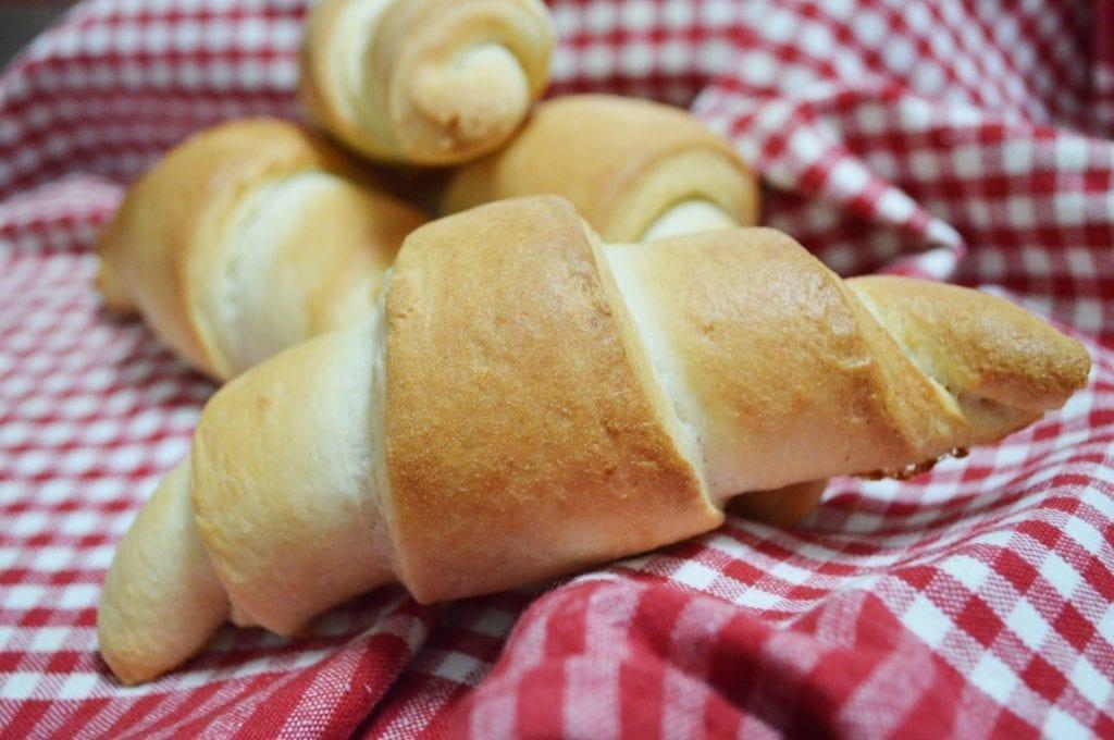Whole Wheat Crescent Roll Recipe