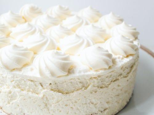 sweet heaven cake