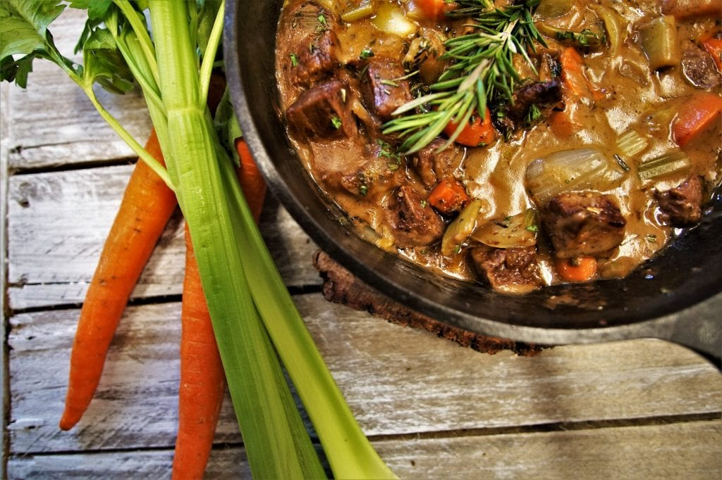 Heavenly Beef Stew Recipe