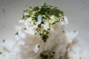 Italian Herbed Rice Recipe