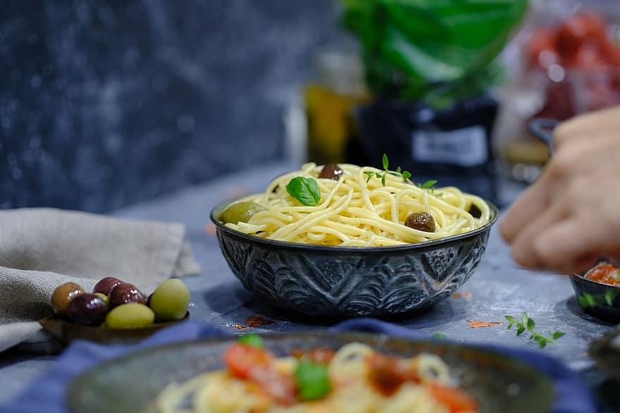 Herbed Spaghetti Squash Recipe