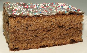 Homemade Spice Cake Recipe