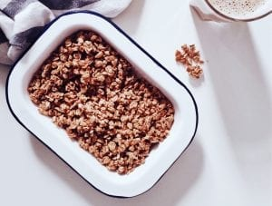 Honey Granola Crunch (Kid Friendly Recipe) Recipe
