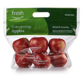 Fresh Brand – Honeycrisp Apples