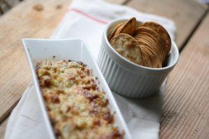 Hot Artichoke Spread Recipe