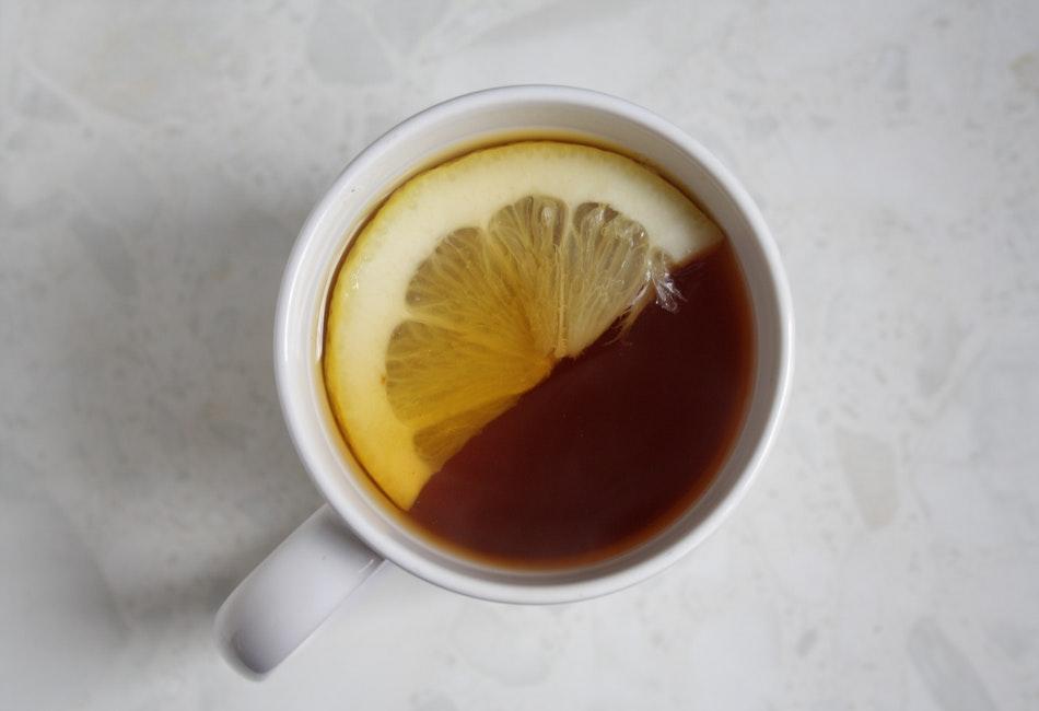 Hot Cranberry Citrus Drink Recipe