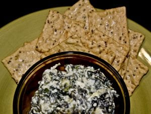 Hot Spinach and Cheese Dip Recipe