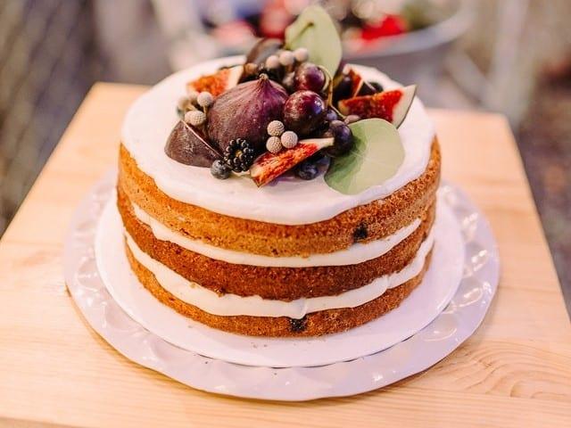 i feel special chiffon cake